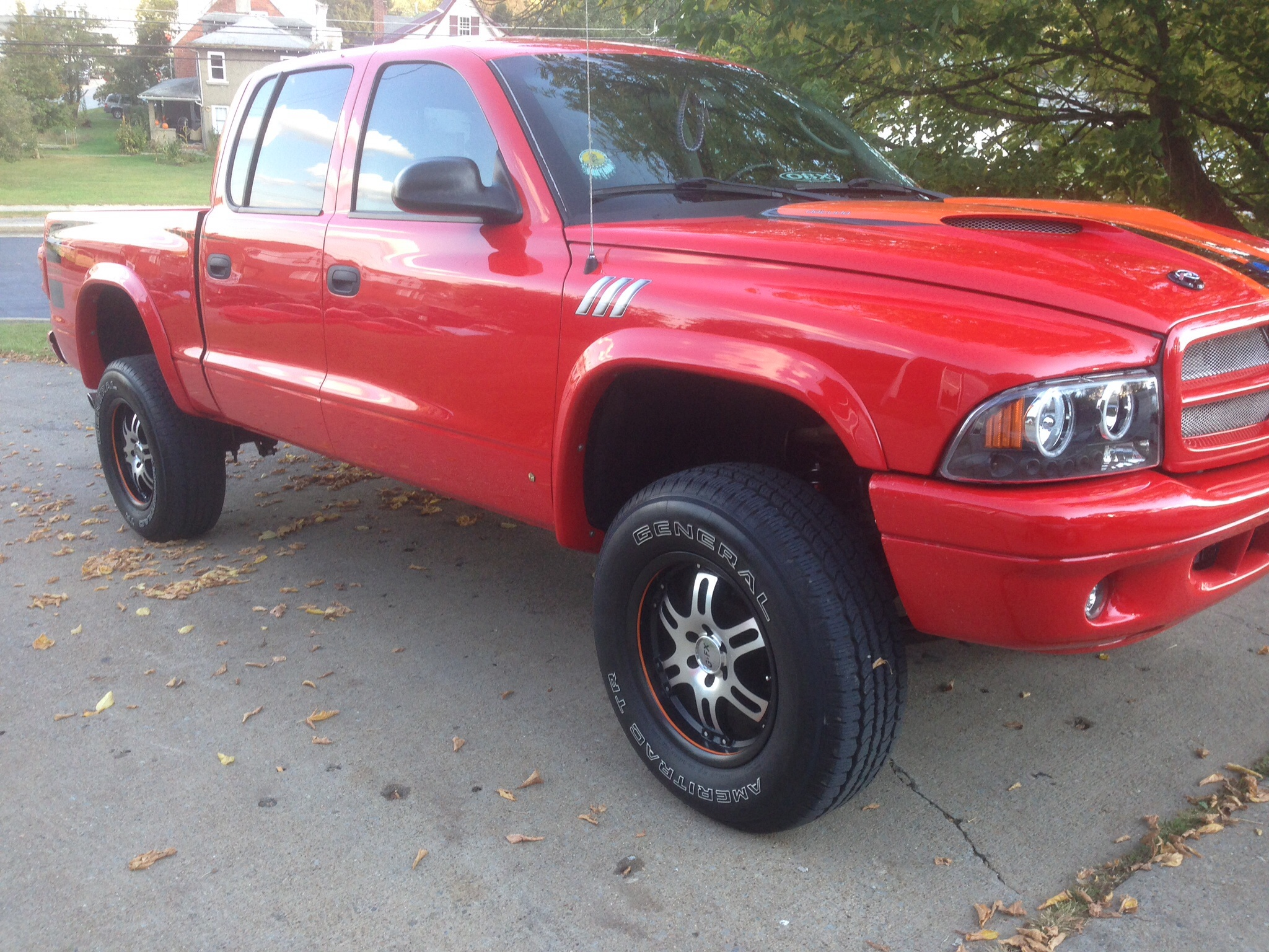 2004 Dodge Dakota-Quad-Cab