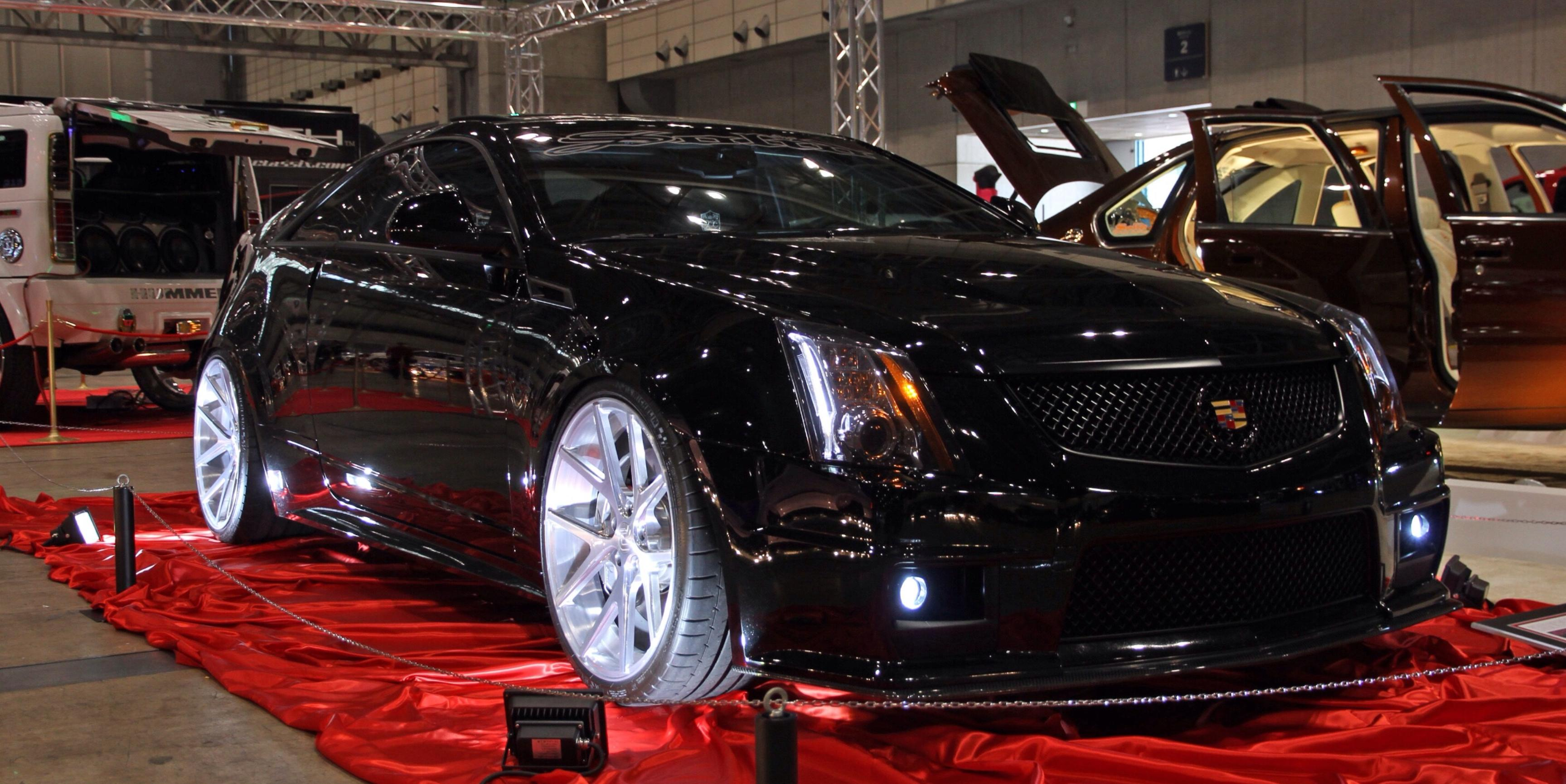 Maechan 2011 Cadillac Ctscts V Coupe 2d Specs Photos