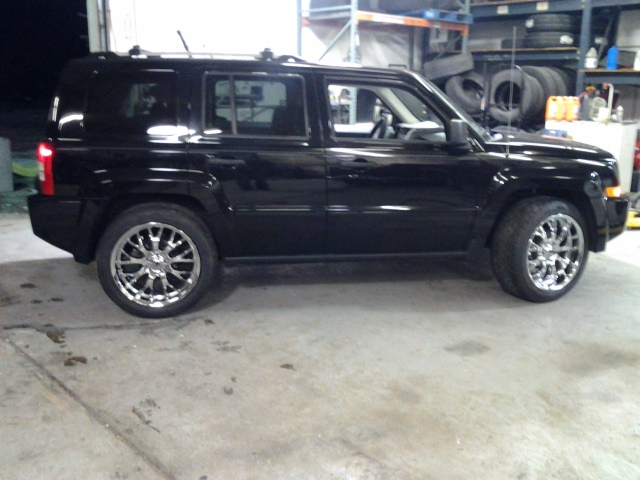 raved169 2007 Jeep Patriot