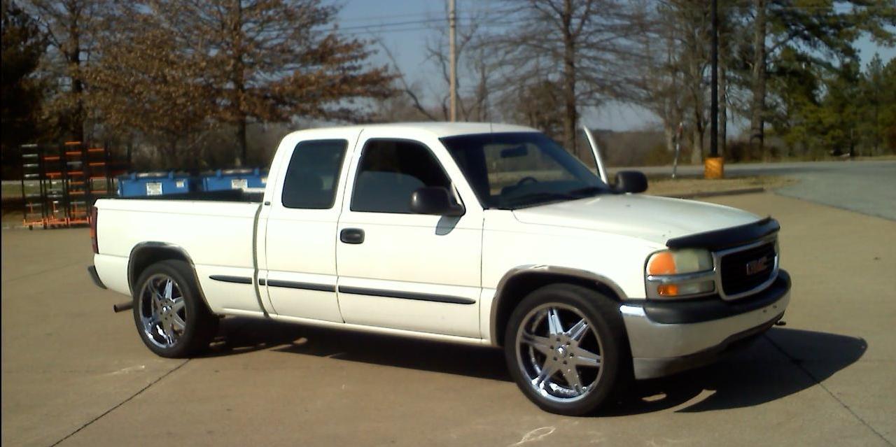 1999 GMC Sierra-1500-Extended-Cab