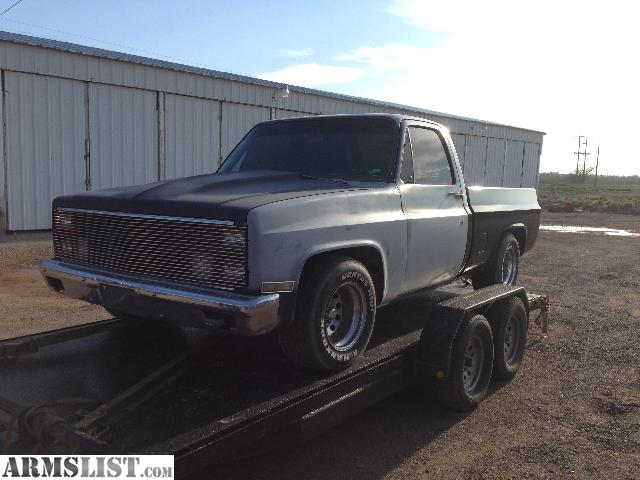 1983 Chevrolet C/K-Pick-Up