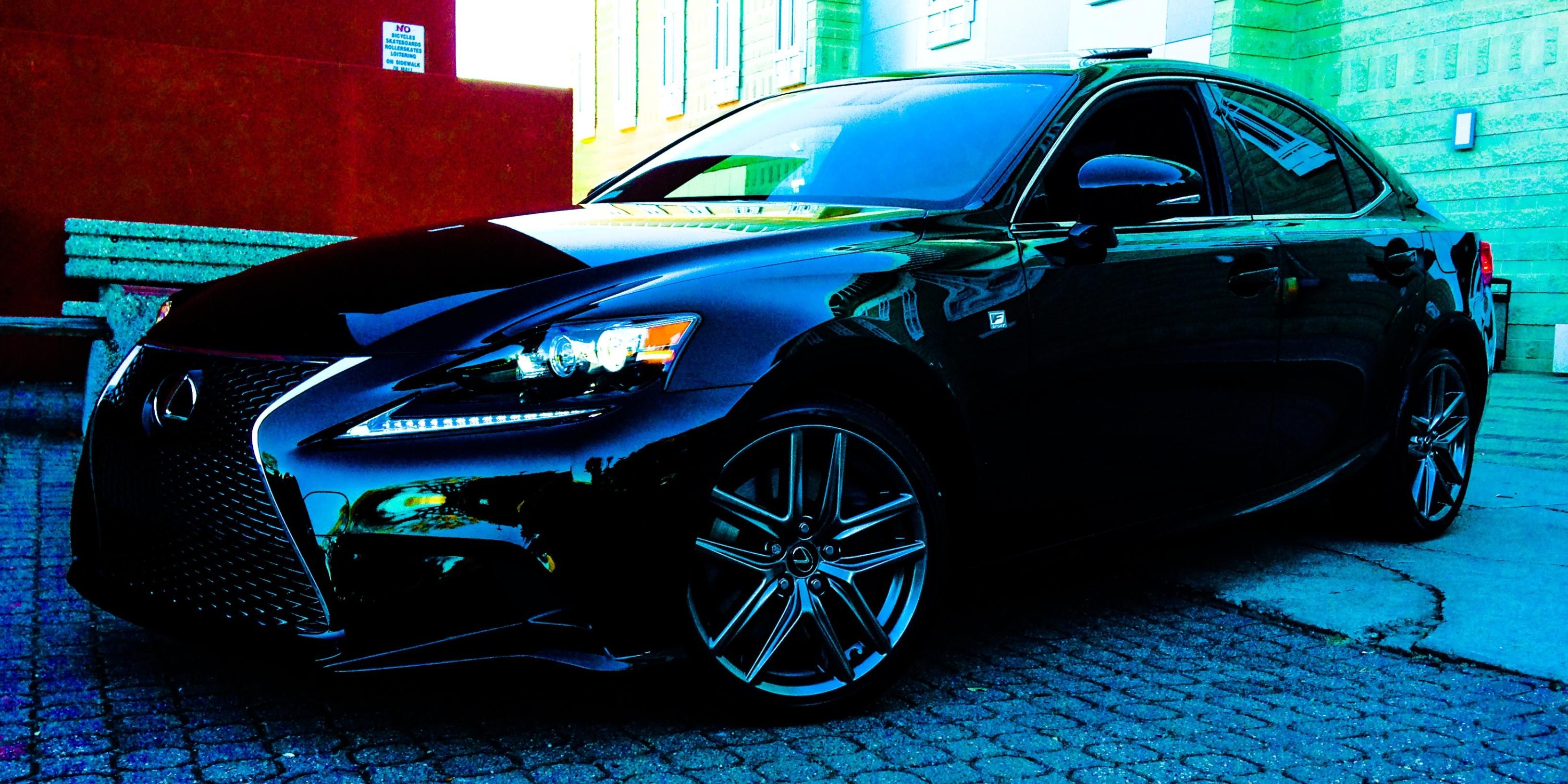 CaLexus 2015 Lexus IS