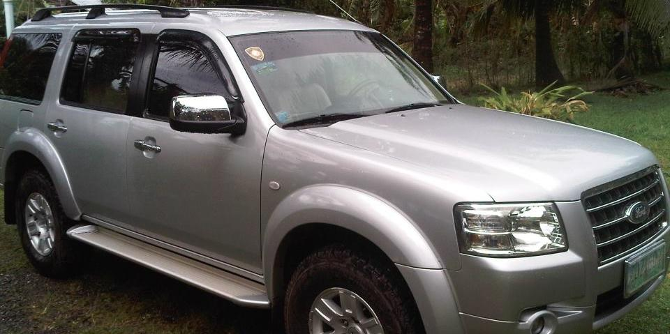 2007 Ford Everest