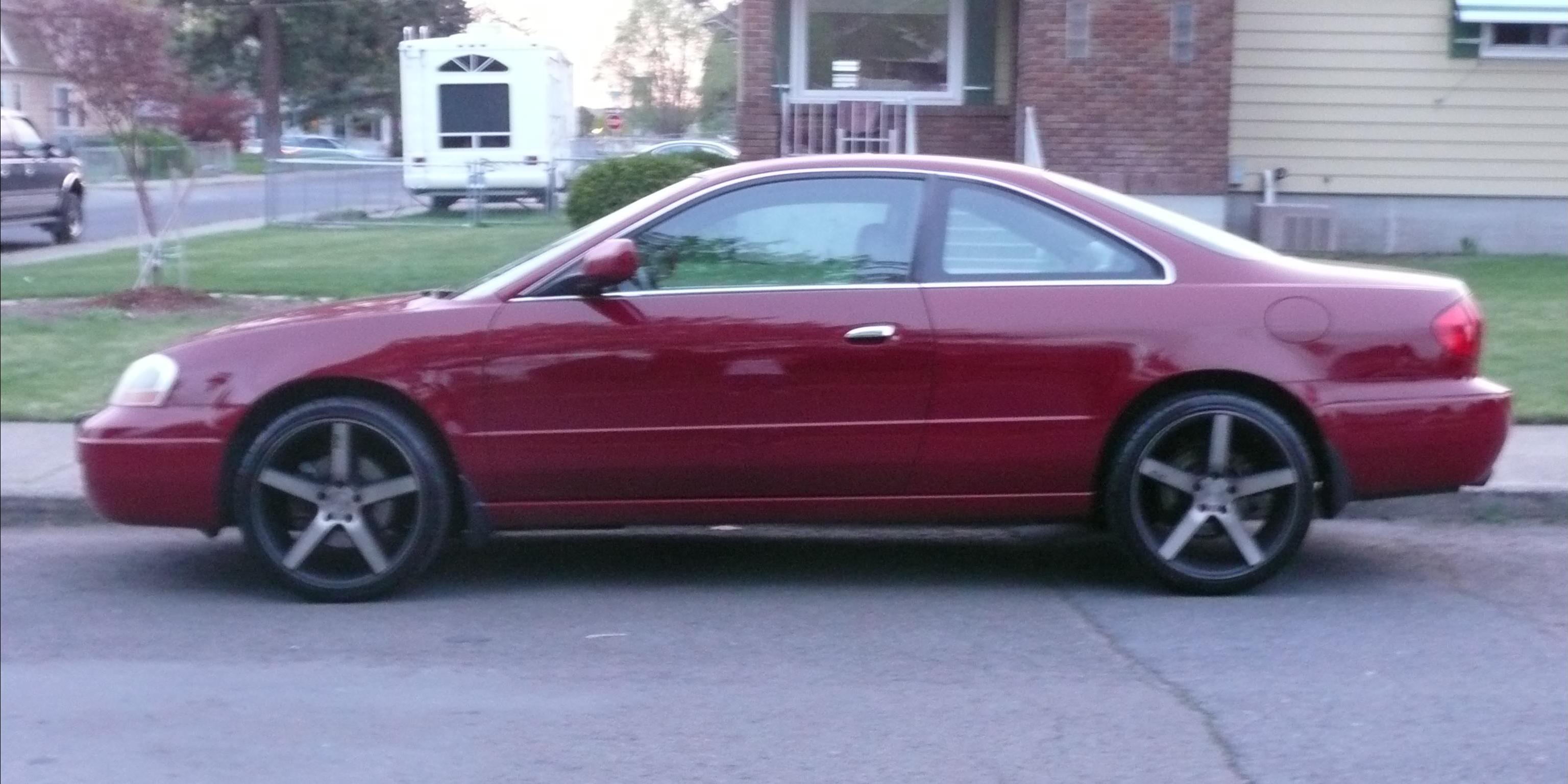 chaoticlife 2001 Acura CL