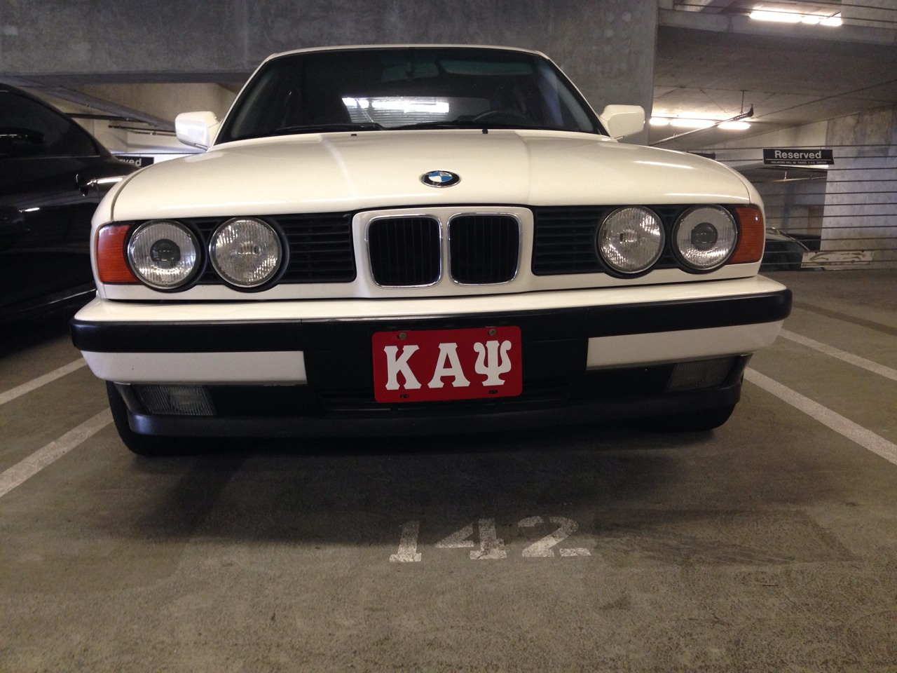 kodak1227 1989 BMW 5-Series