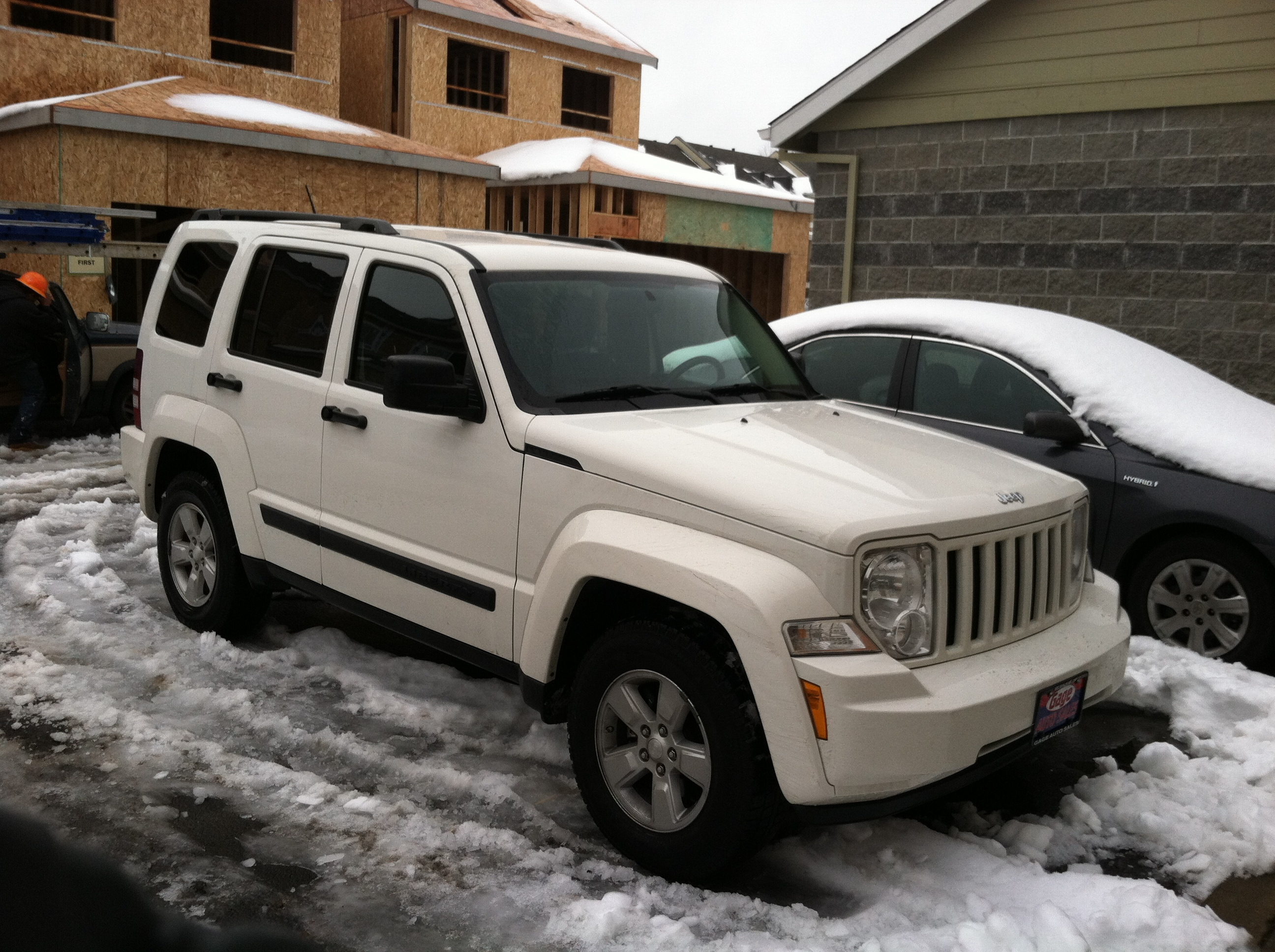 Spike0207 2009 Jeep Liberty