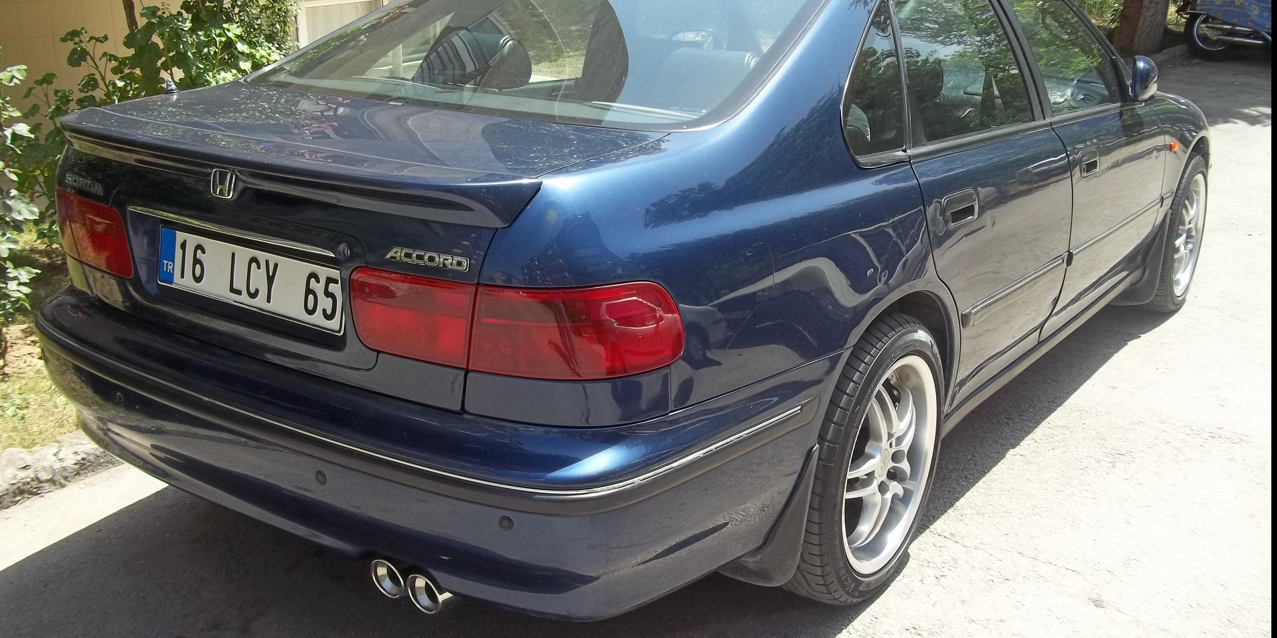 serdartuna's 1998 Honda Accord