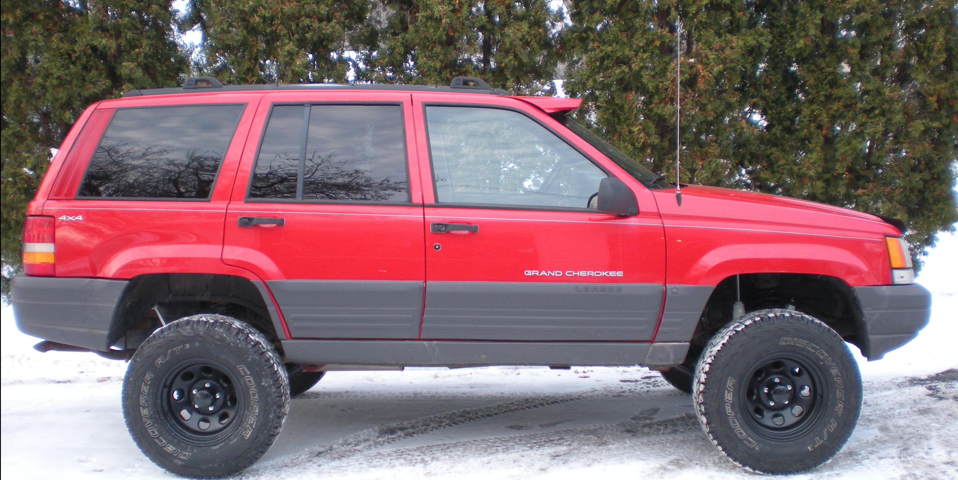 Timay67 1997 Jeep Grand Cherokee