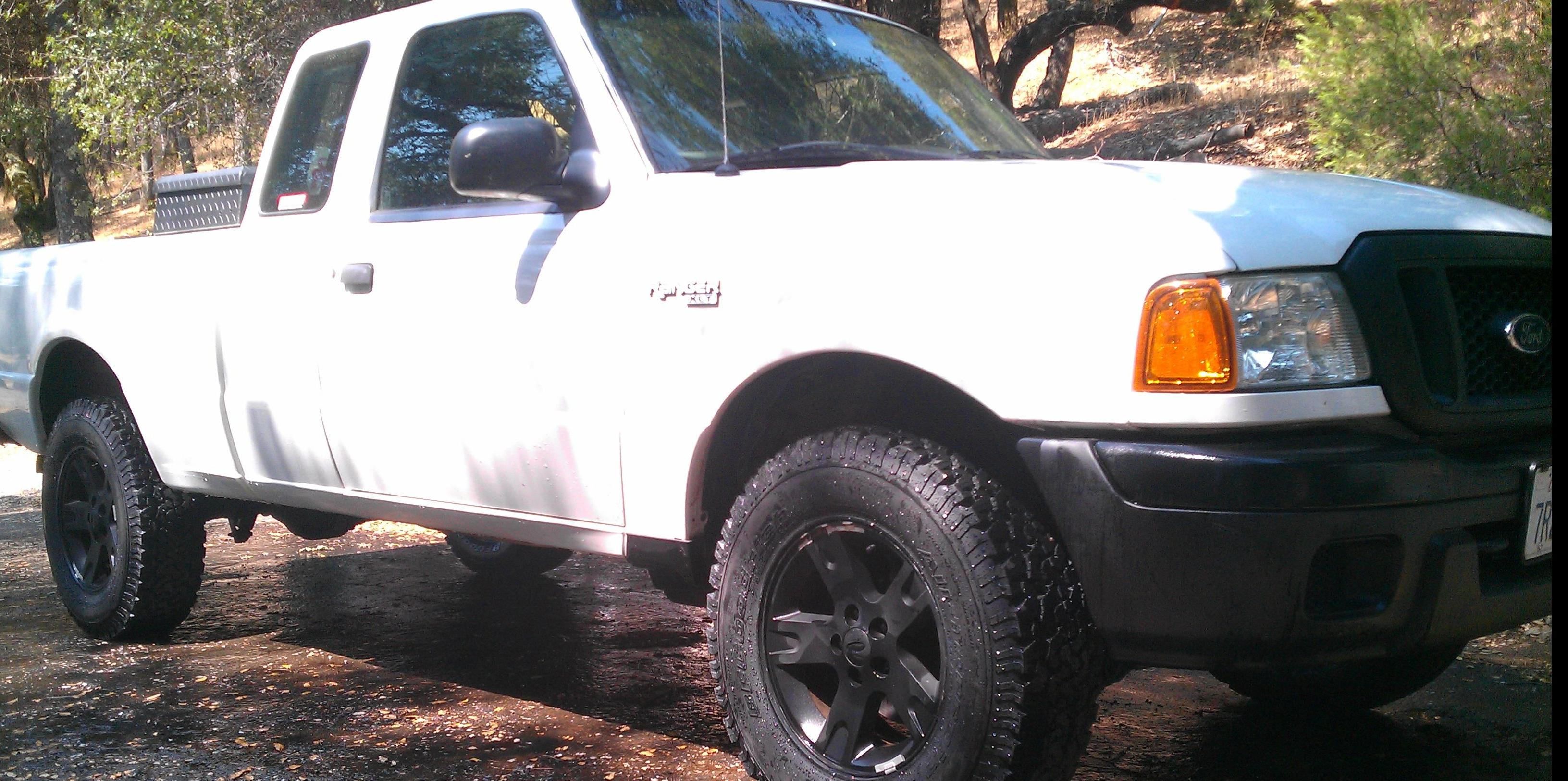 2004 Ford Ranger-Regular-Cab