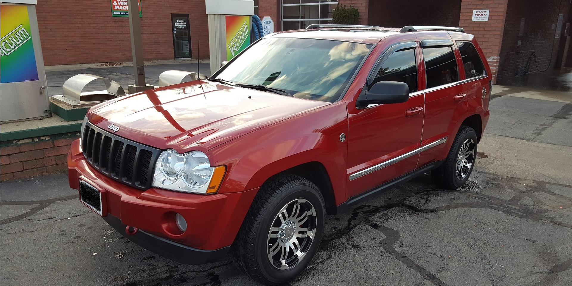 midmassguy 2006 Jeep Grand Cherokee