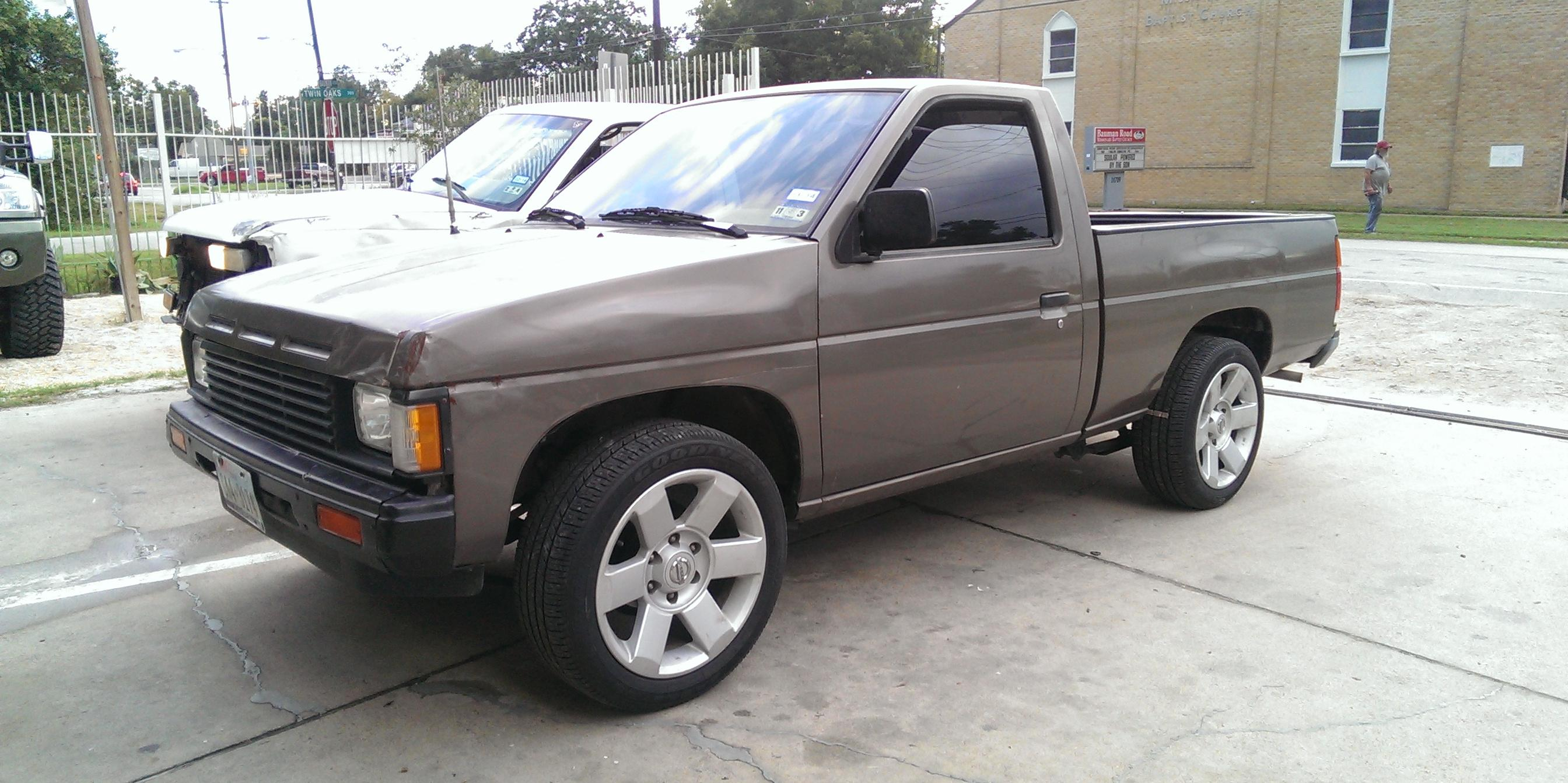 1986 Nissan D21-Pick-Up