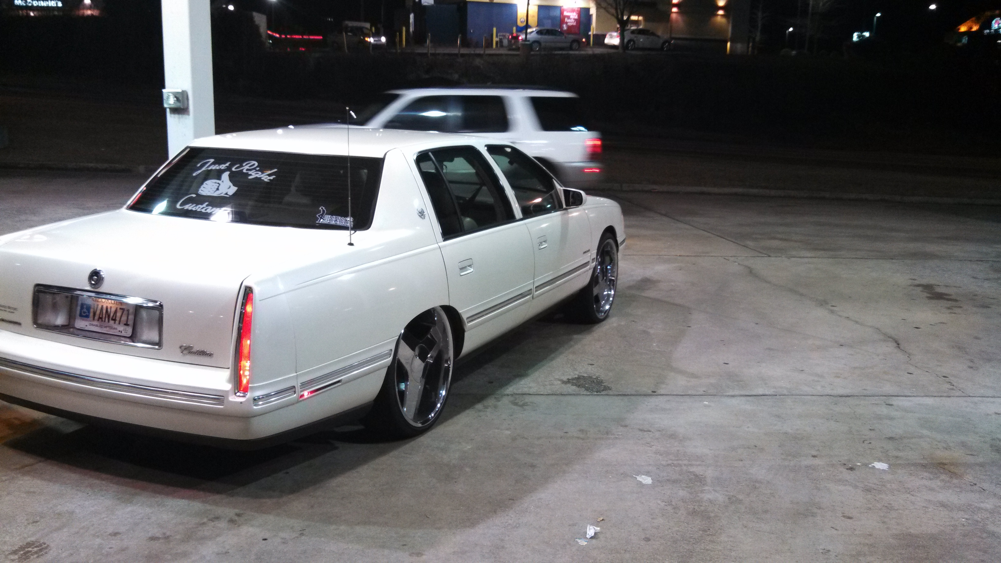 Jimmy Hurricaine Bolden 2014 Cadillac DeVille