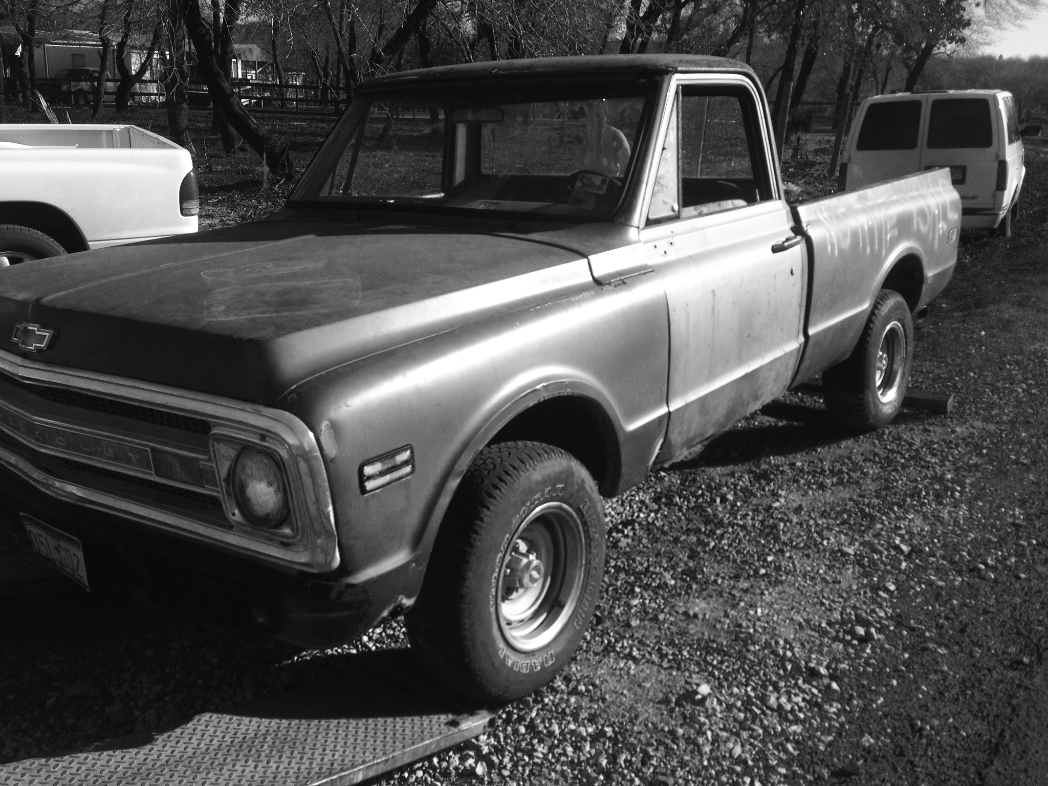 1969 Chevrolet C/K-Pick-Up