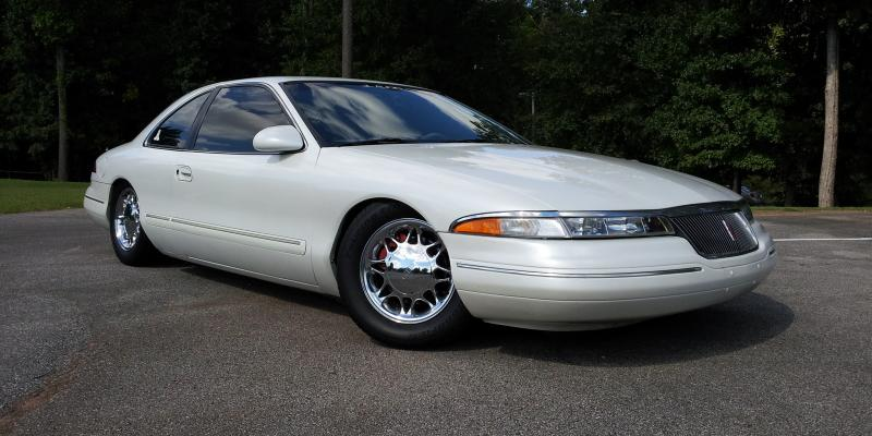 NoLimit95 1995 Lincoln Mark III