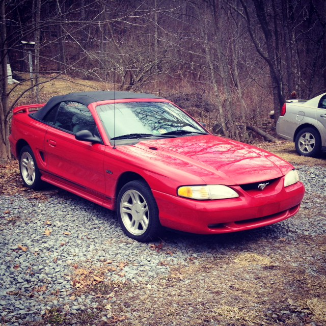 UnstoppableAgee 1998 Ford Mustang