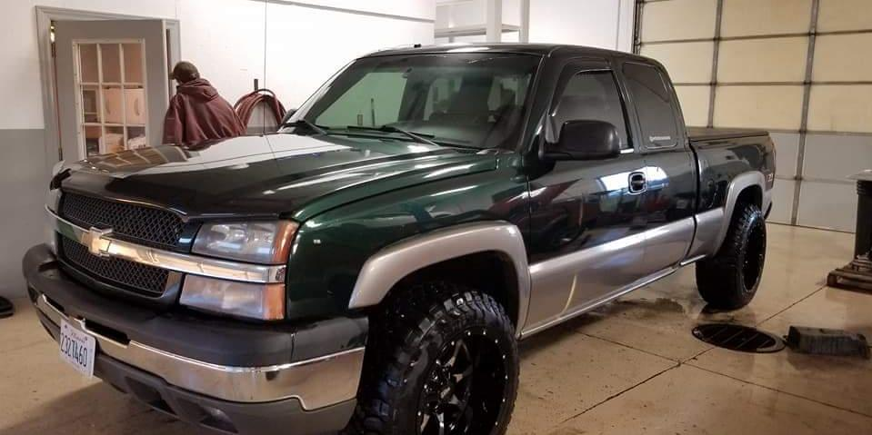 Jdmperfection 2003 Chevrolet Silverado 1500 Extended Cab