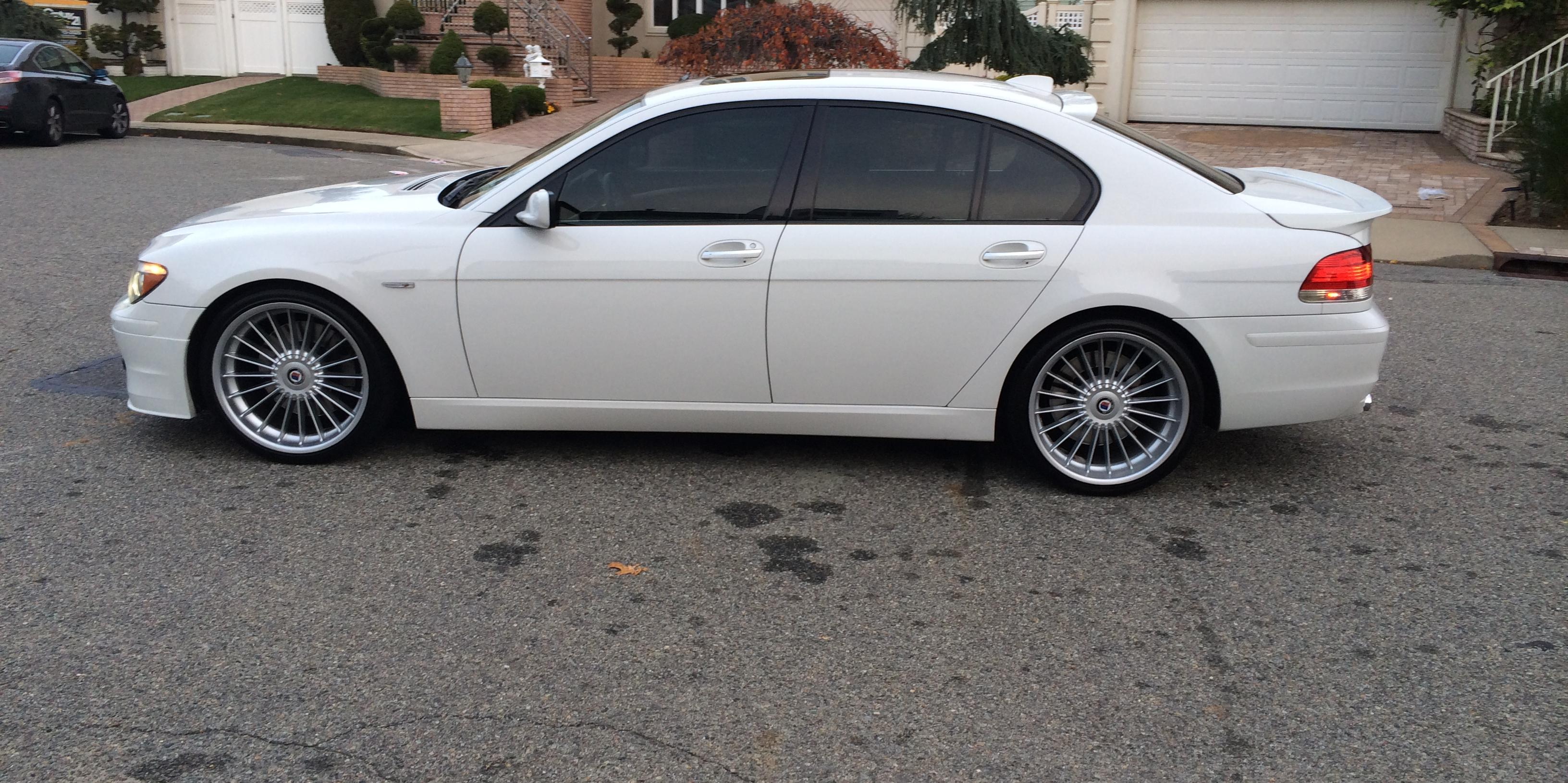 Moneybagsm3 2008 bmw alpina b7