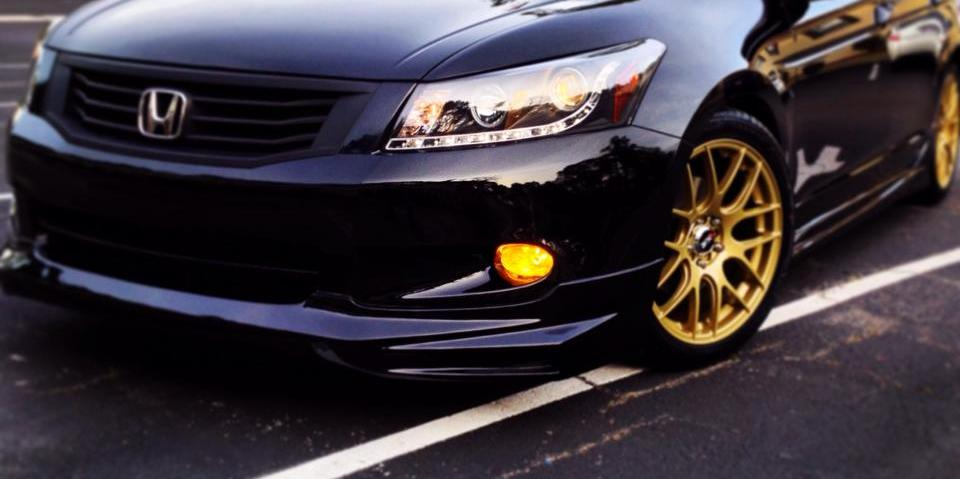 Devin Angel Sanchez's 2009 Honda Accord