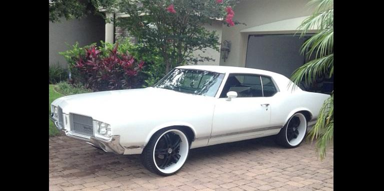 1971 Oldsmobile Cutlass-Supreme