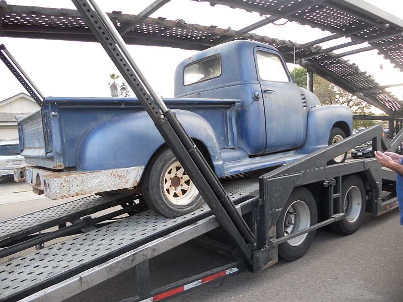 1949 Chevrolet C/K Pick-Up