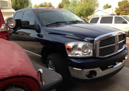 tradenet 2008 Dodge Ram 1500 Regular Cab