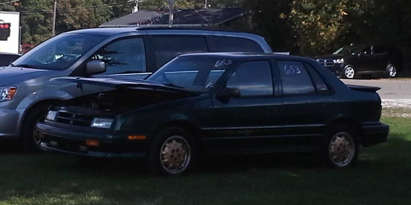 1994 Dodge Shadow