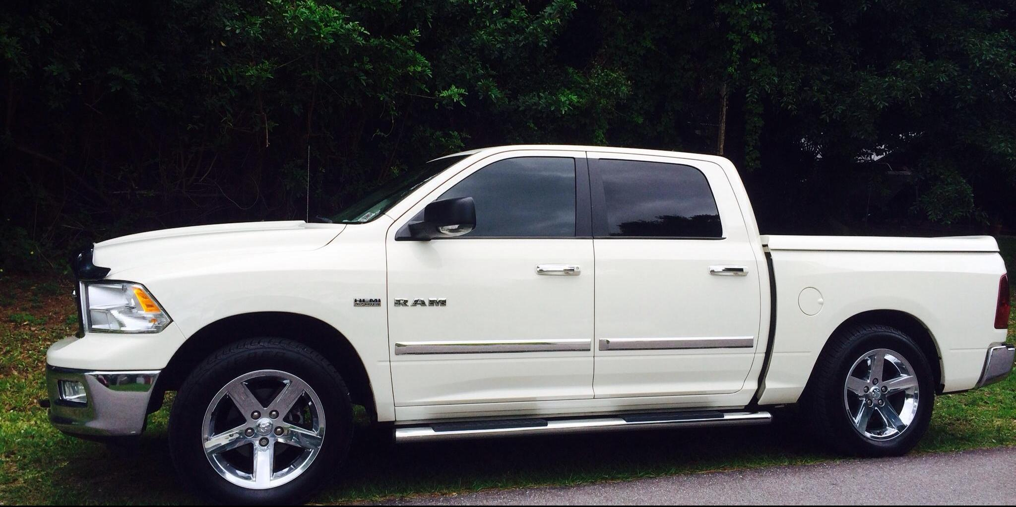 Bowmanch 2010 Dodge Ram-1500-Crew-Cab