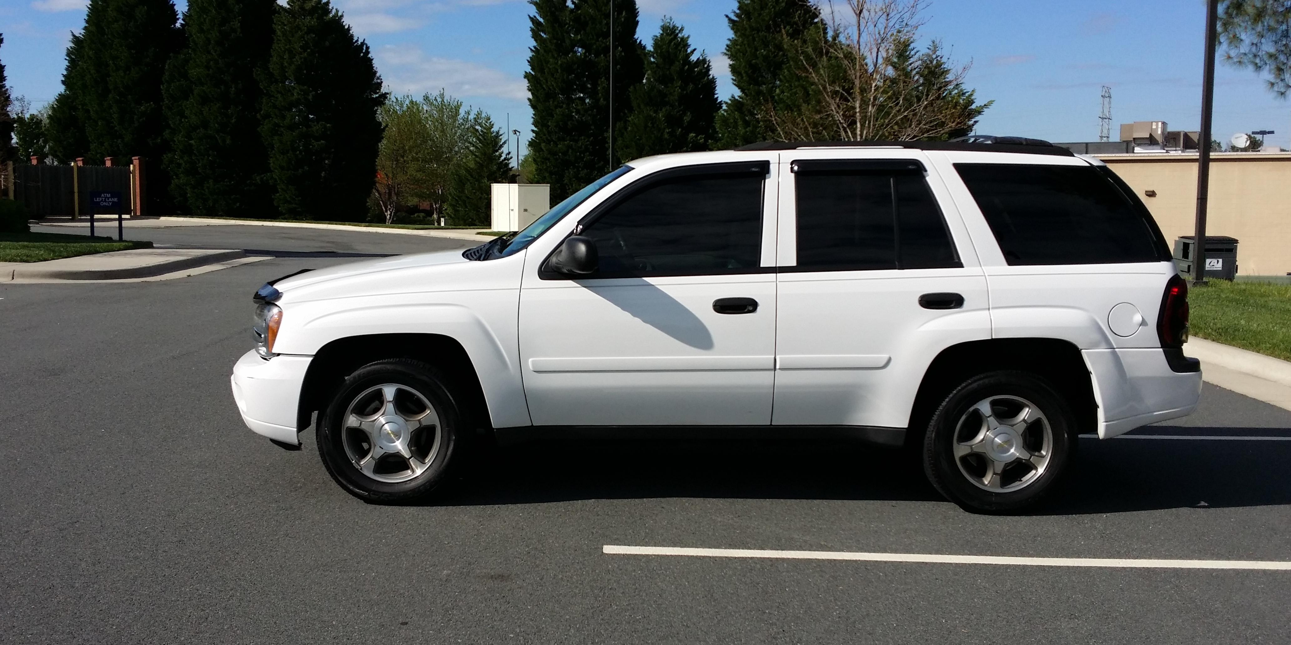 lilron704's 2008 Chevrolet TrailBlazer