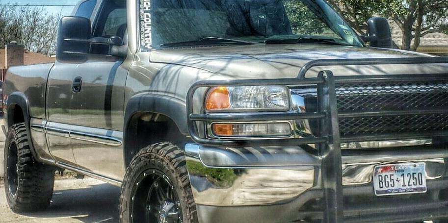 2002 GMC Sierra-(Classic)-1500-Extended-Cab
