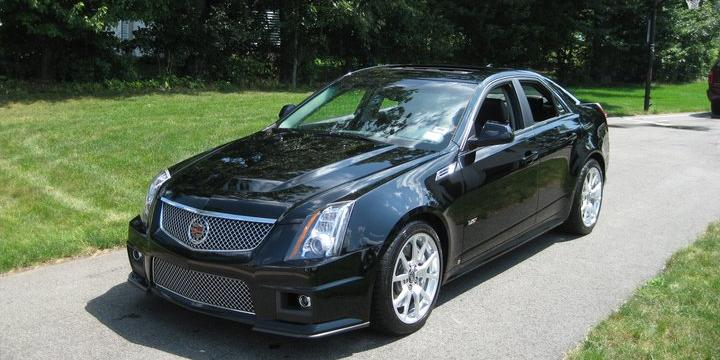 mistagreg 39 s 2009 cadillac cts cts v in 06042. Black Bedroom Furniture Sets. Home Design Ideas