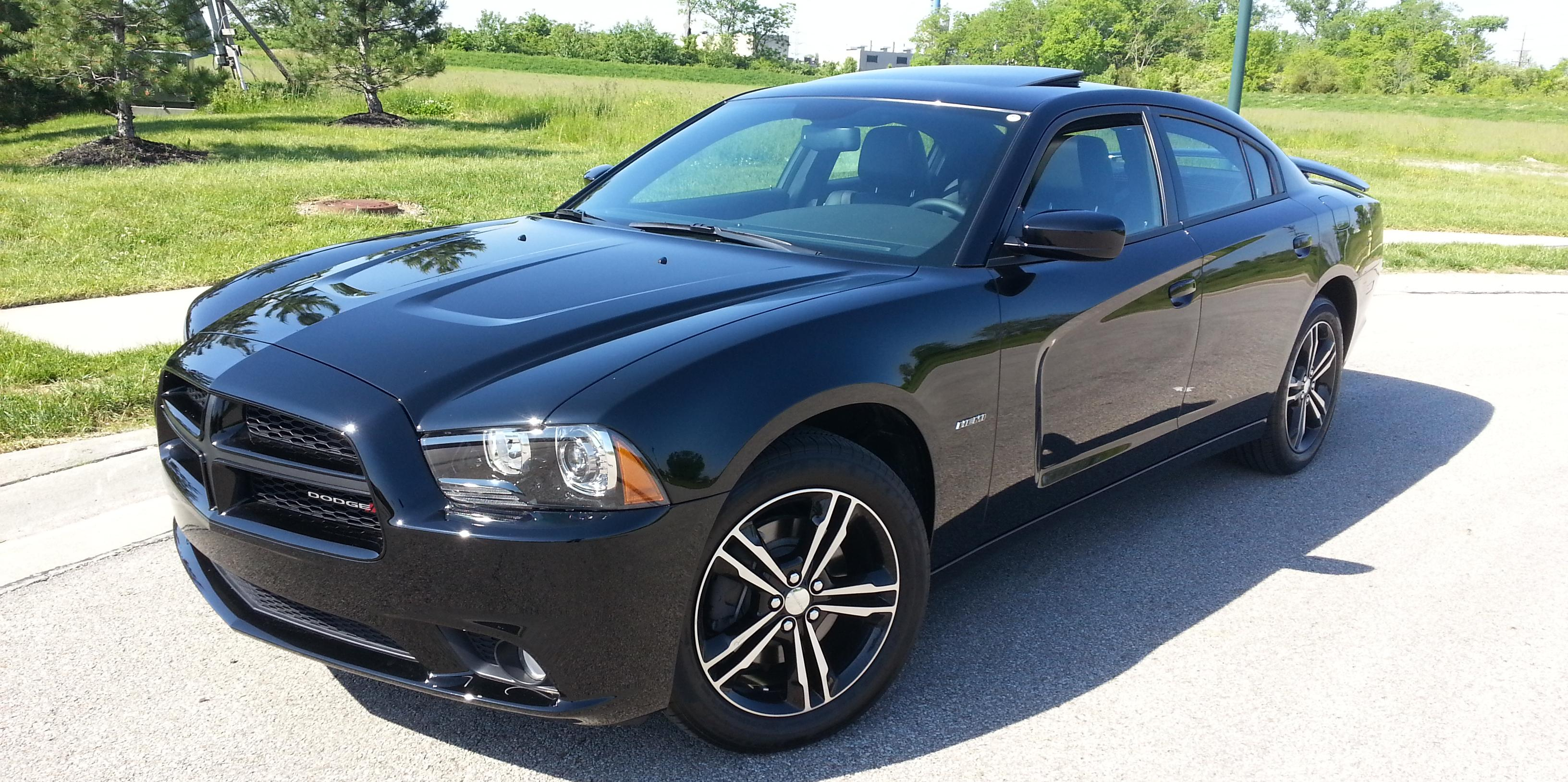 STRATEGY28 2014 Dodge Charger