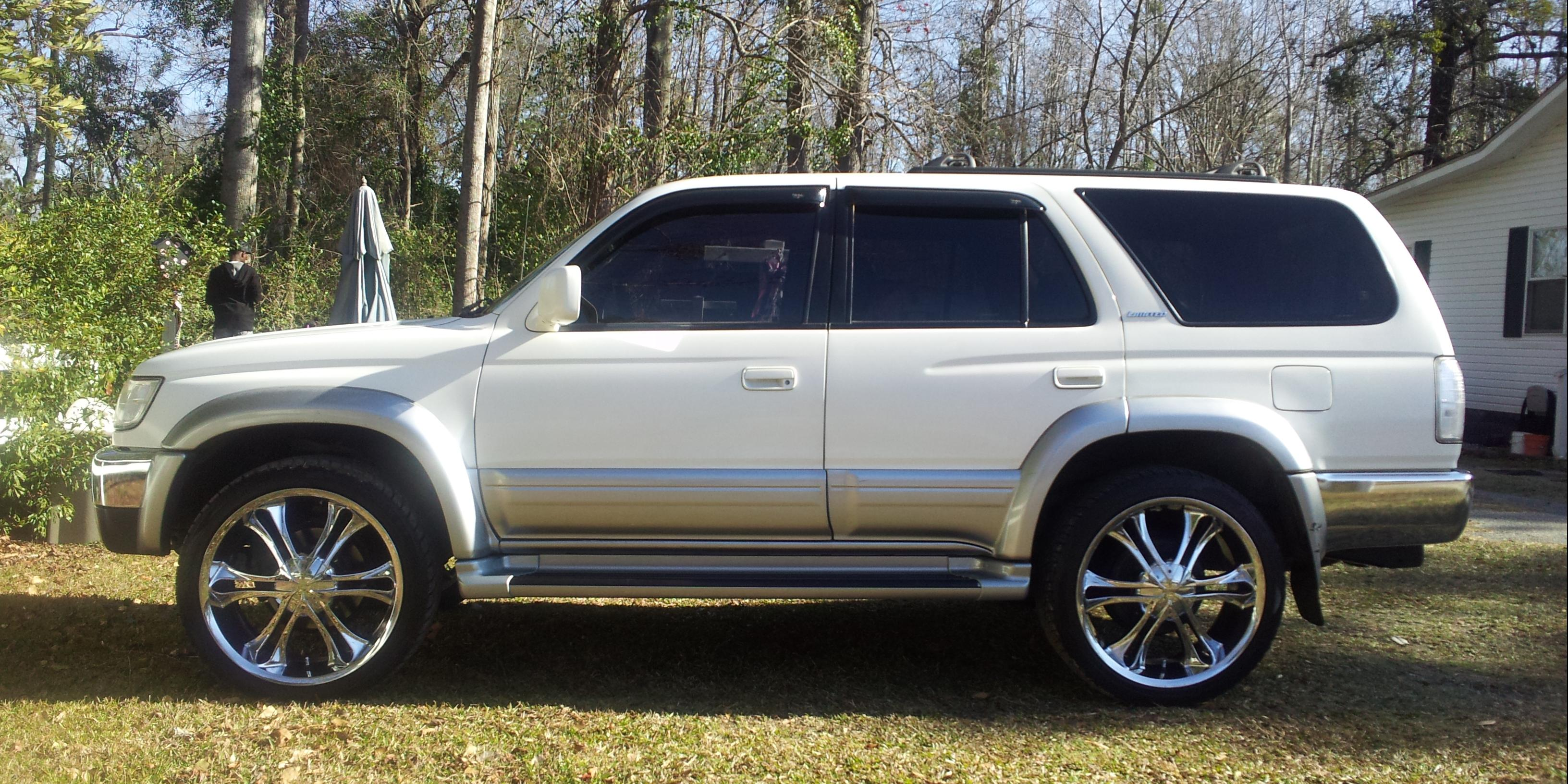 Miracle Boy 1998 Toyota 4Runner