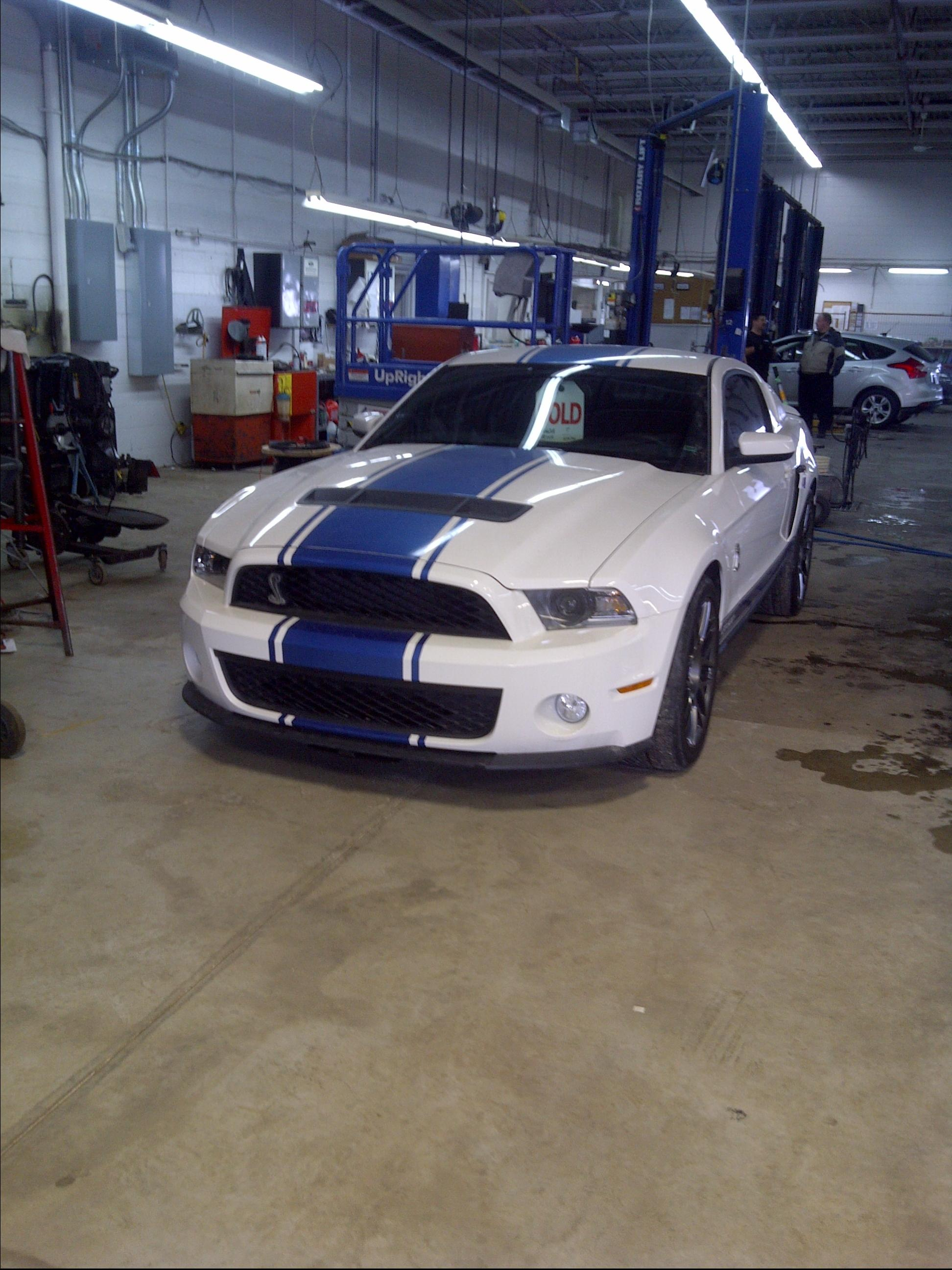 mach1eh 2012 Ford Mustang