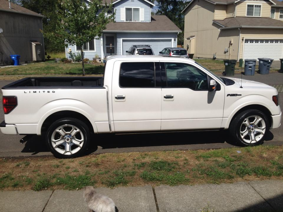 douglord 39 s 2011 ford f150 supercrew cab lariat limited pickup 4d 5 1 2 ft in. Black Bedroom Furniture Sets. Home Design Ideas