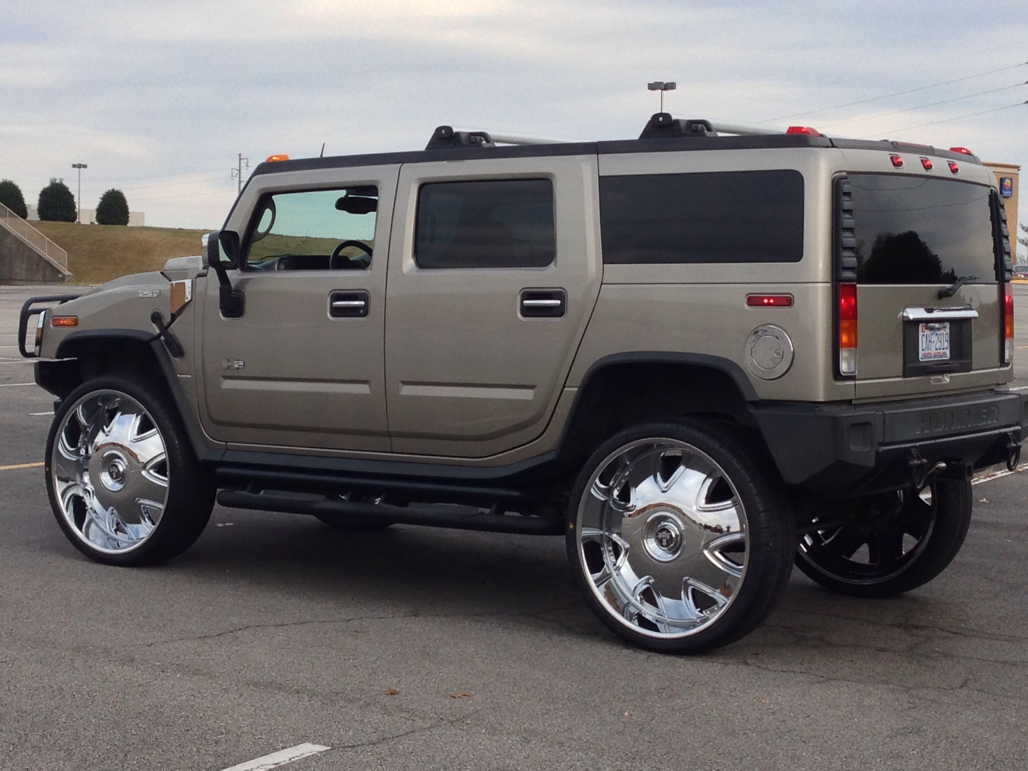 Cromee 2003 Hummer H2 Specs Photos Modification Info At