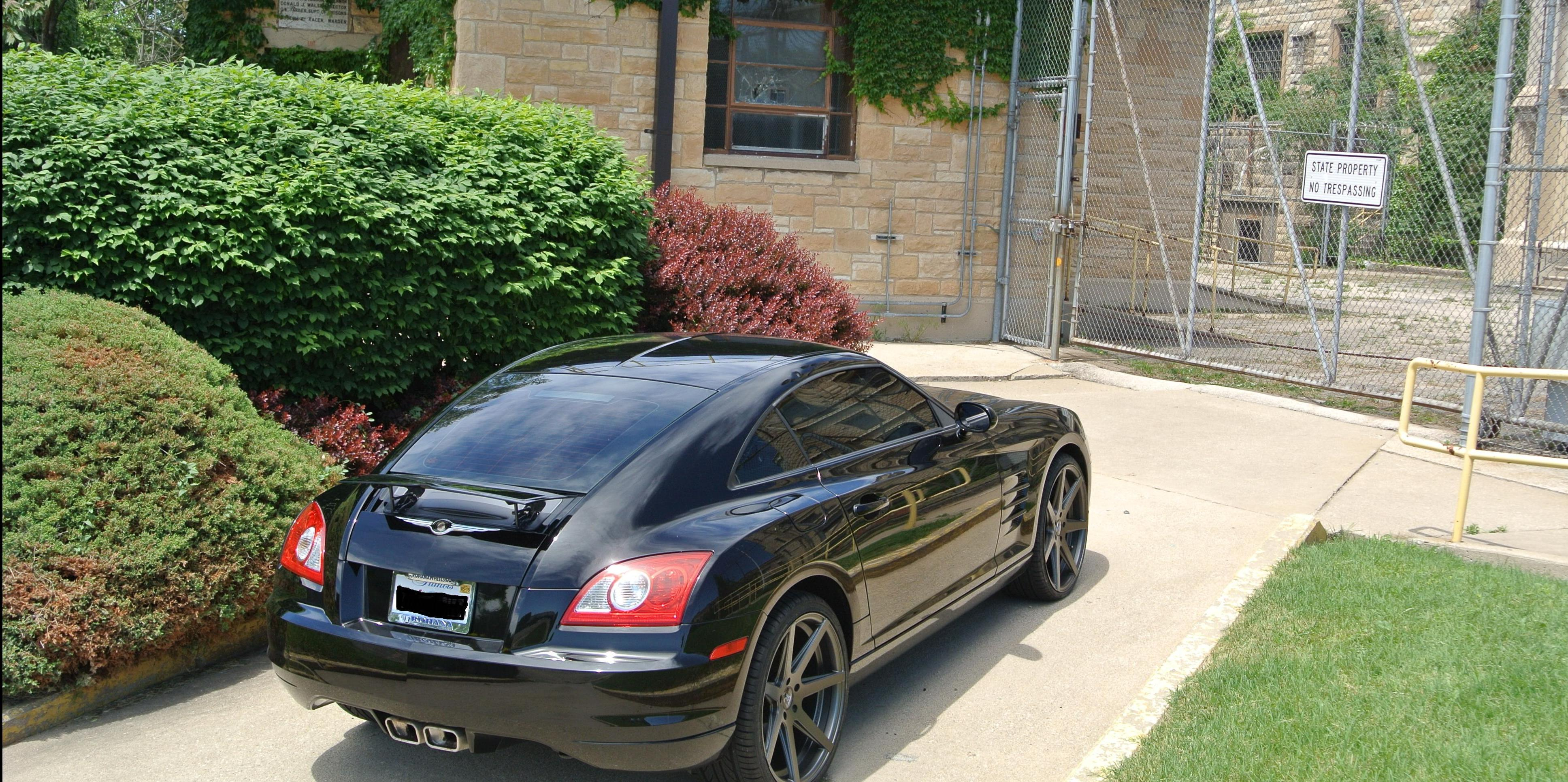 donjulio765's 2005 Chrysler Crossfire