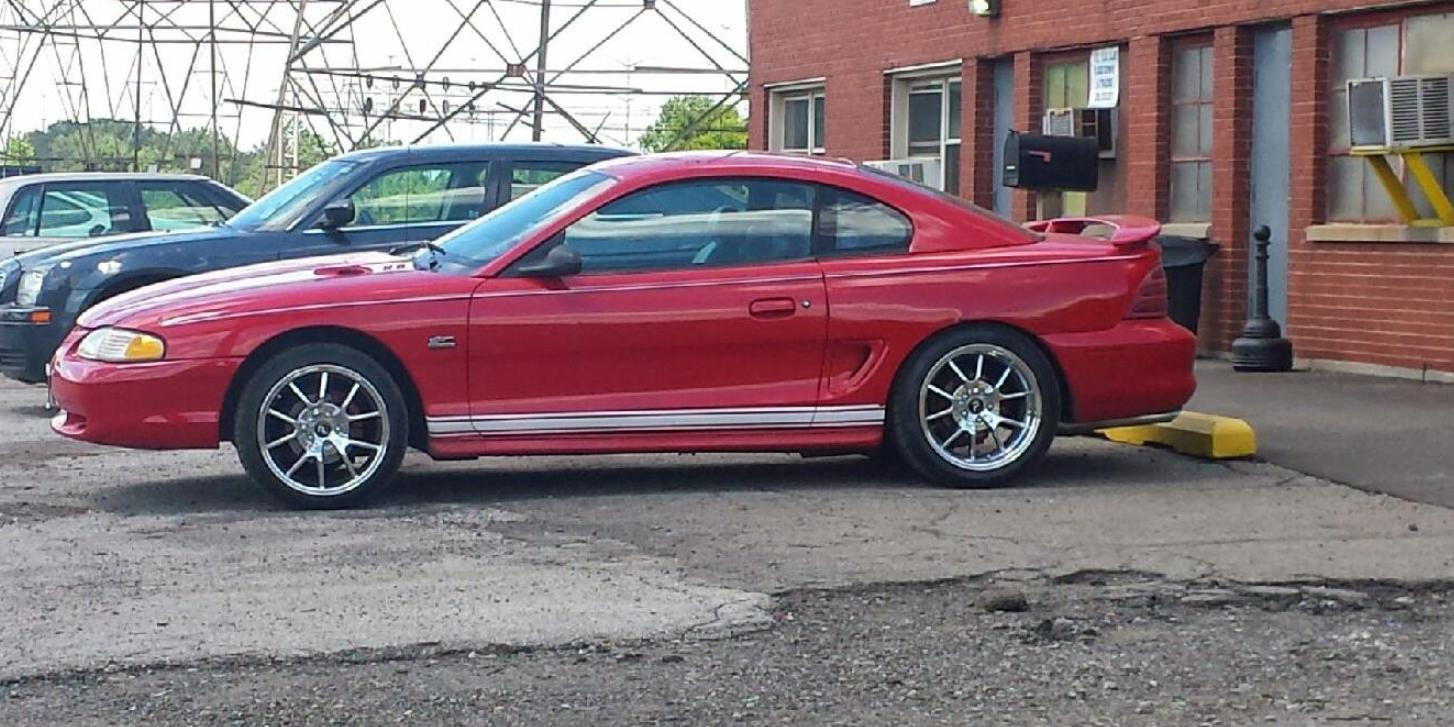 1994 ford mustang cobra svt coupe 2d view all 1994 ford. Black Bedroom Furniture Sets. Home Design Ideas