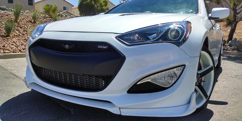 Custommazda3 2013 Hyundai Genesis Coupe2 0t R Spec Coupe 2d Specs Photos Modification Info At
