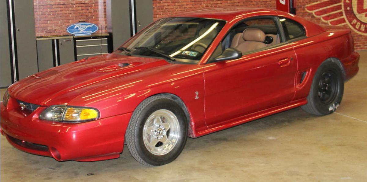 scottmhuntington's 2004 Ford Mustang