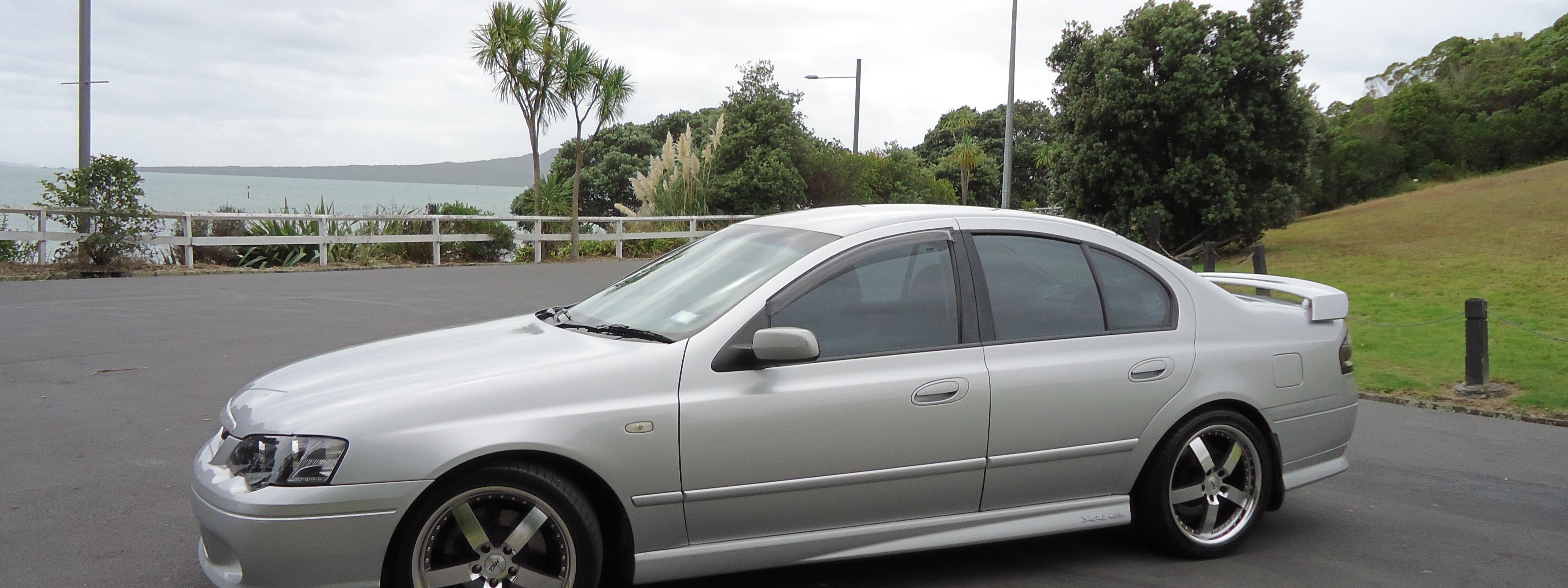 xr6lva 2004 Ford Falcon