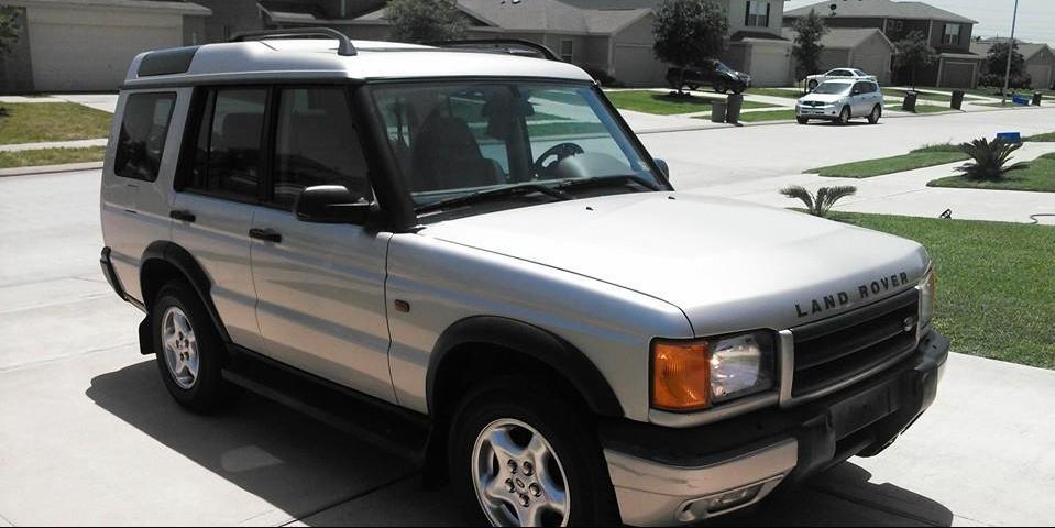 2000 Land-Rover Discovery-Series-II