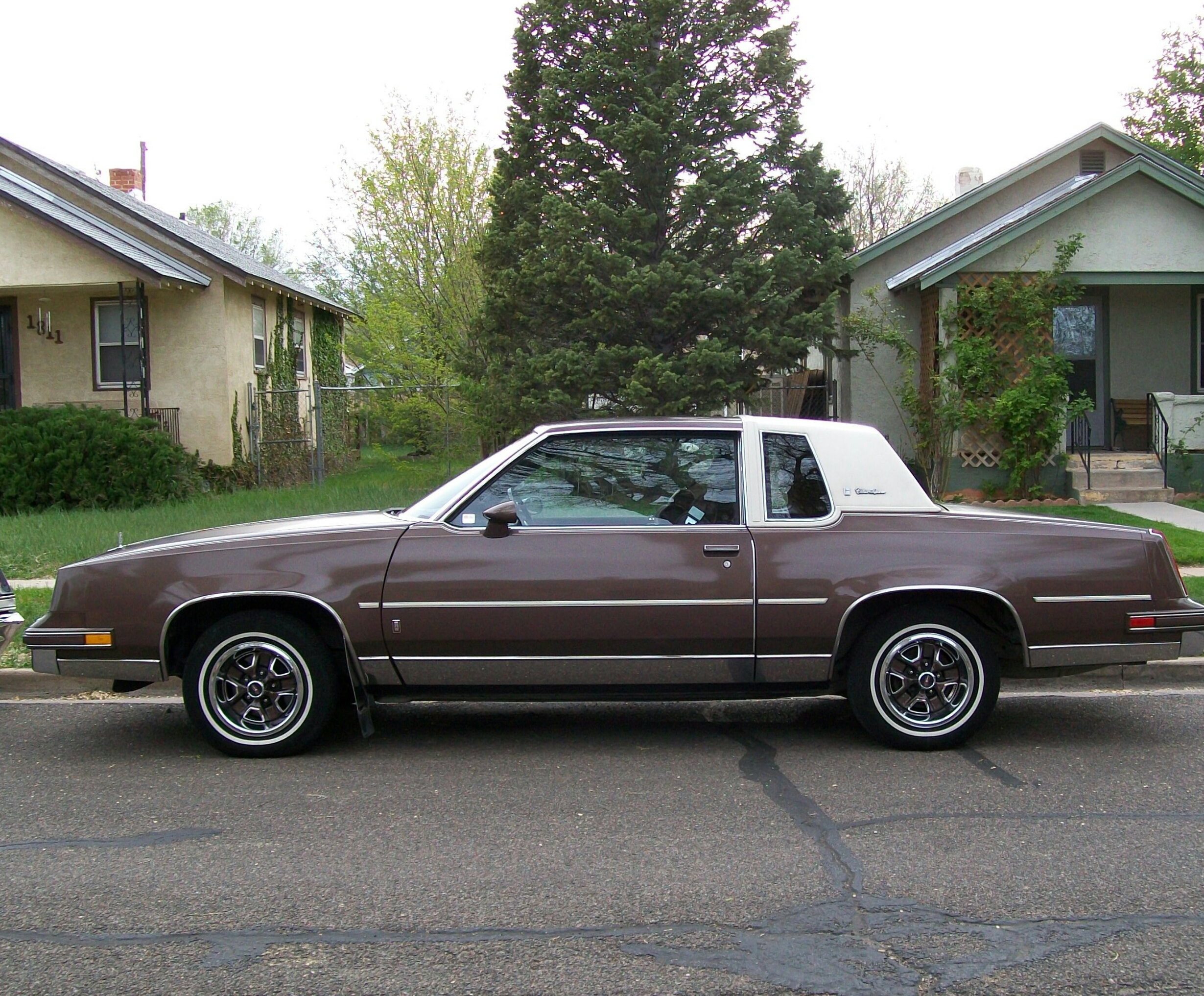 1984 Oldsmobile Cutlass-Supreme