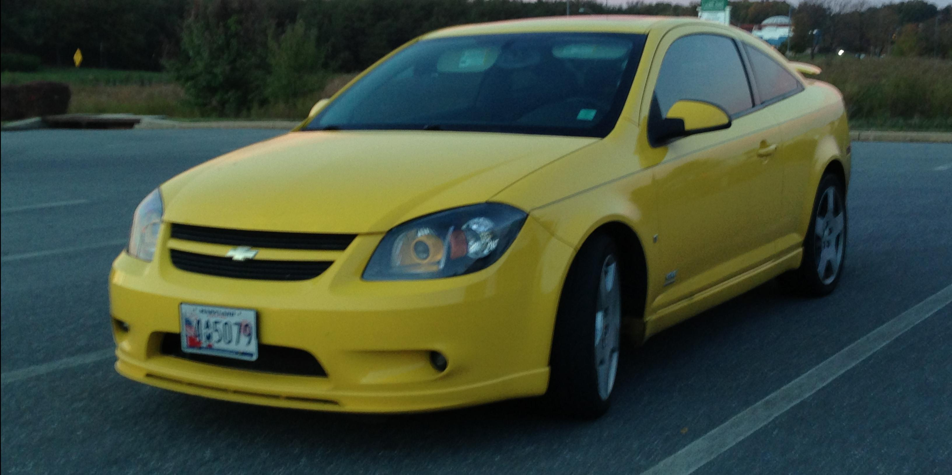 Haven07's 2007 Chevrolet Cobalt