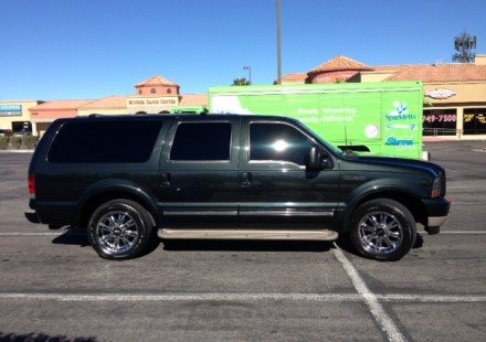 tradenet's 2003 Ford Excursion