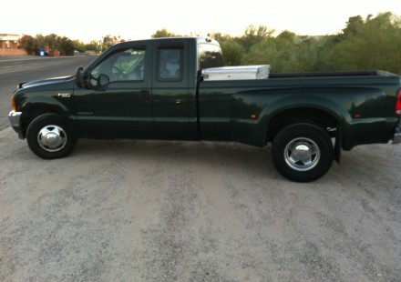 tradenet 2001 Ford F350 Regular Cab