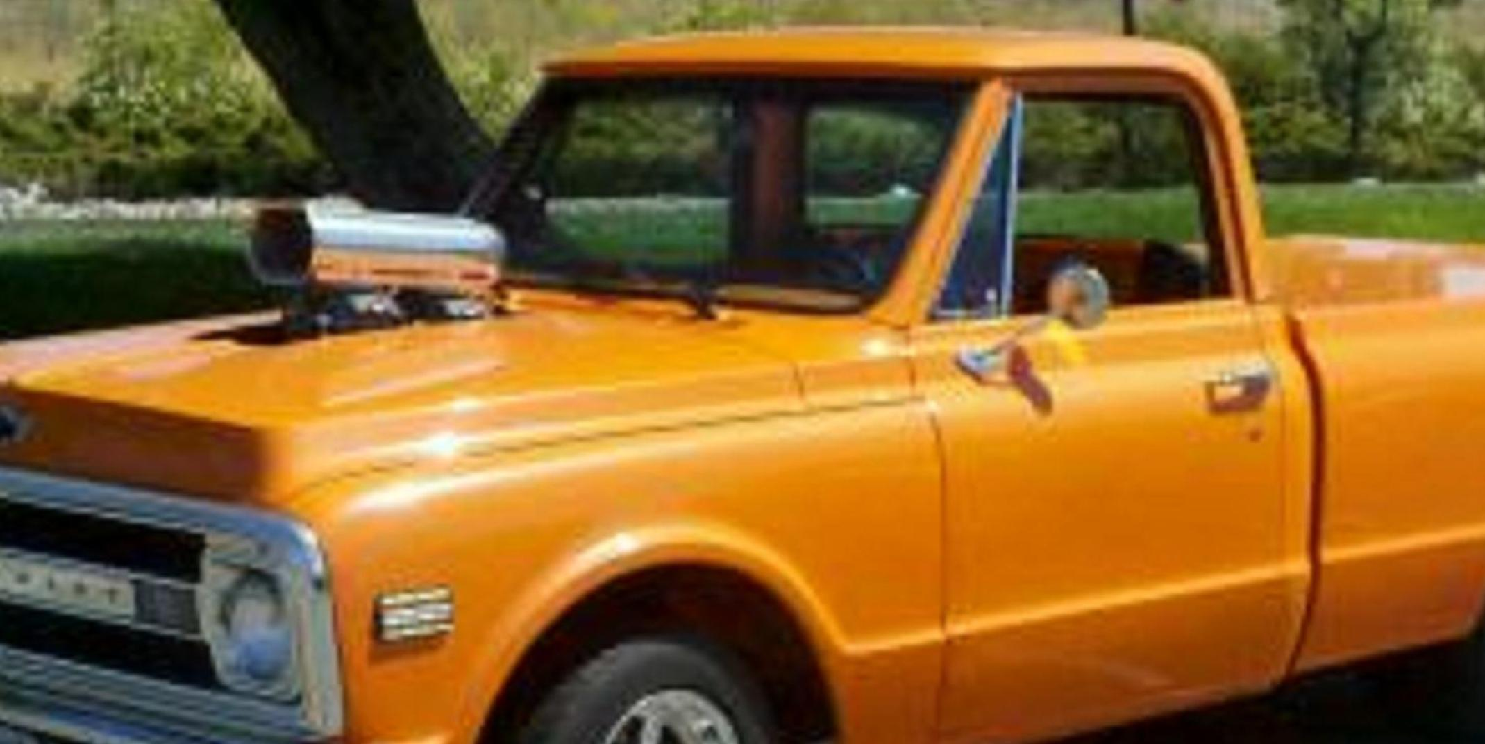 cabo wabo 1972 Chevrolet C/K-Pick-Up