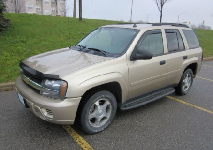 tradenet 2006 Chevrolet TrailBlazer