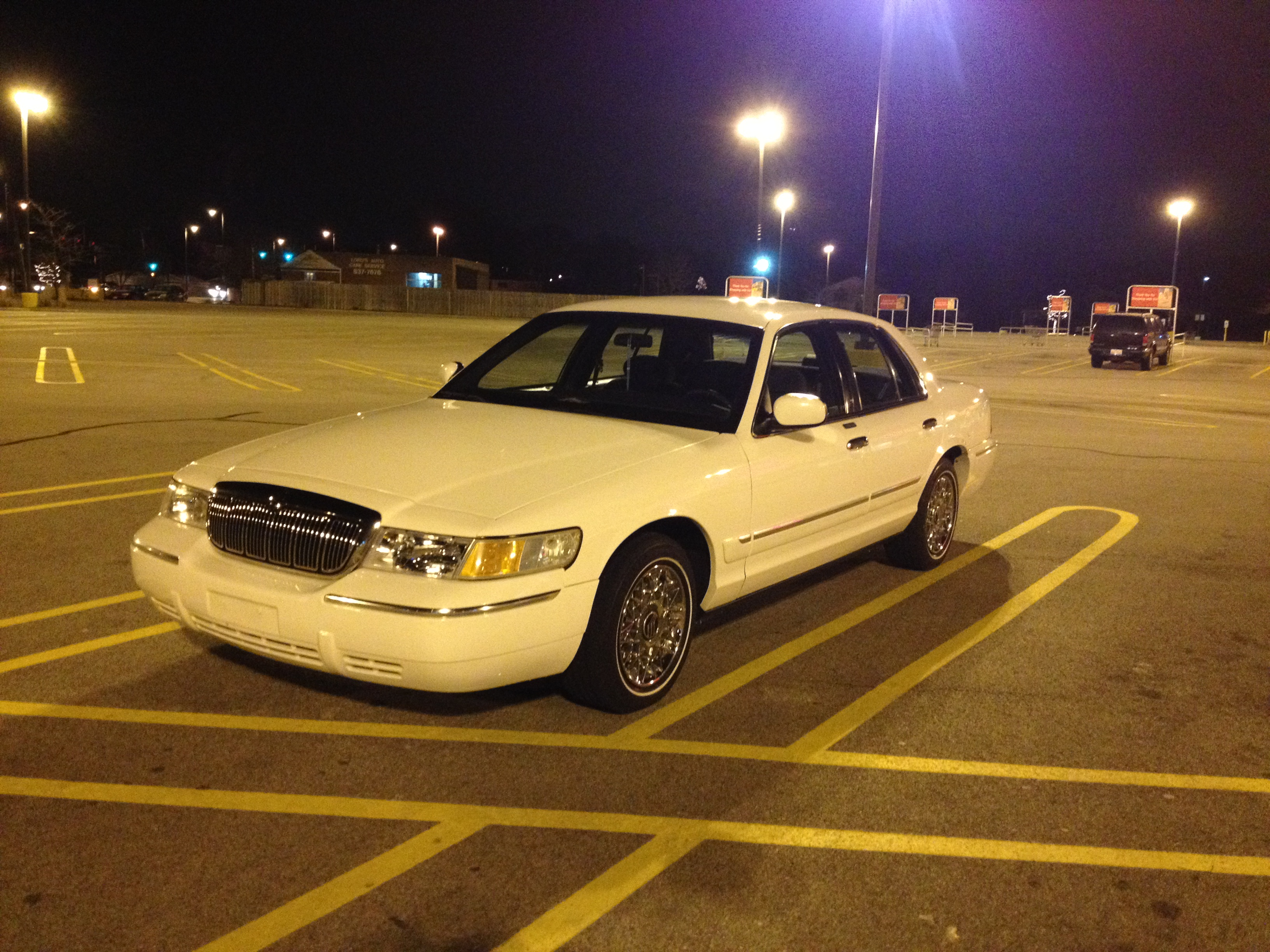 1998 Mercury Grand-Marquis