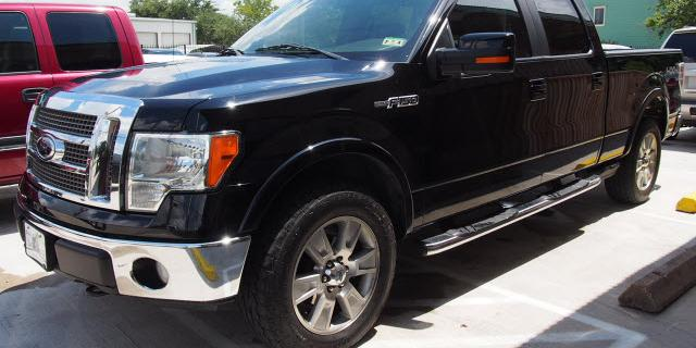 2010 Ford F150-Super-Cab