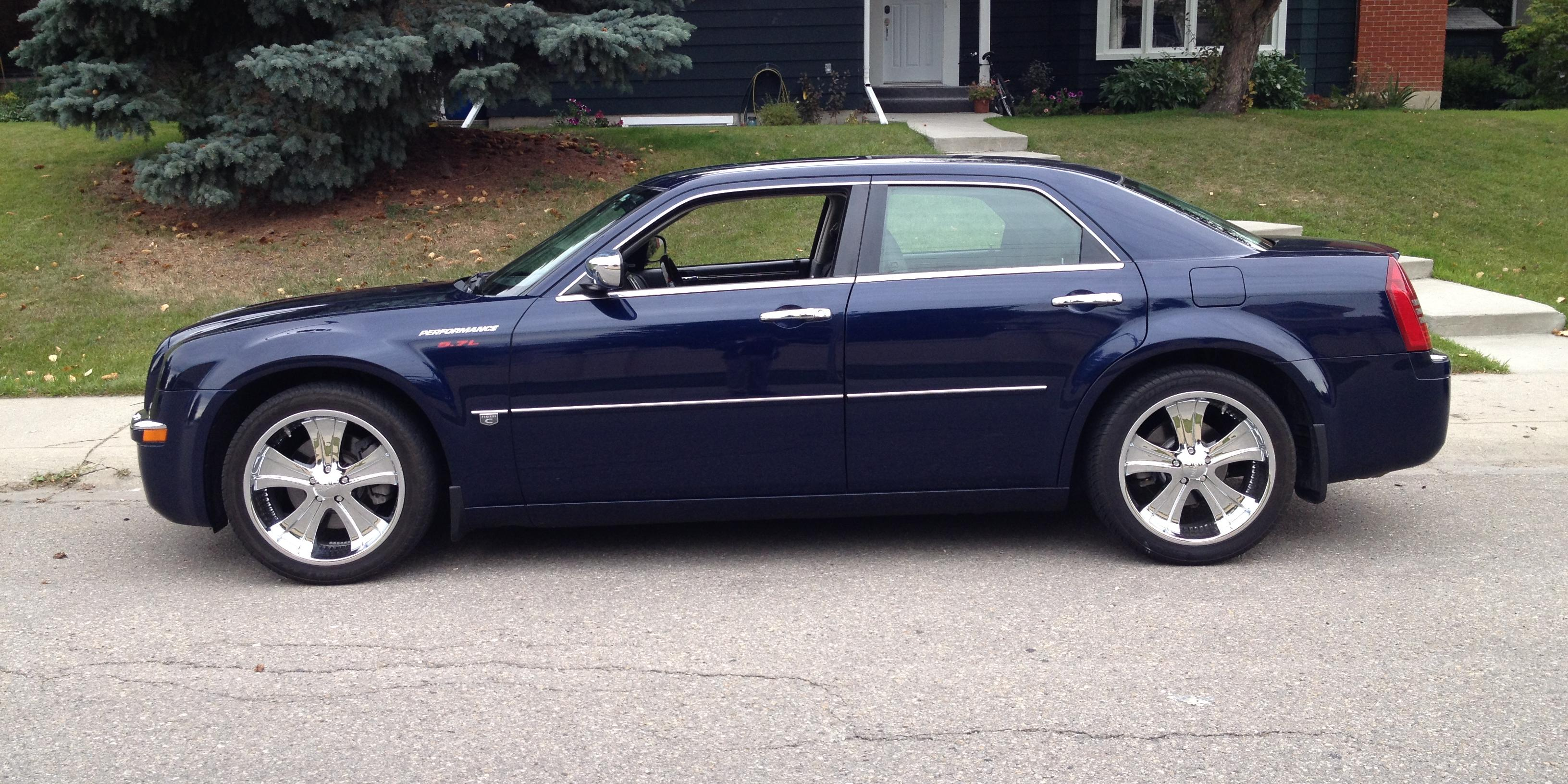 Adam Betz 2006 Chrysler 300